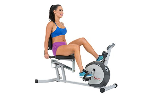 Recumbent Exercise Bike by Sunny Health & Fitness – SF-RB4601