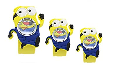 HAIWANG Smartwatch Baby Education Toys Gift with Cute Cartoon Design