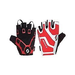 Scott Scott Endurance SF Gloves Black/Red, M - Men's