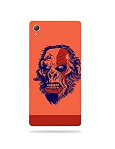 alDivo Premium Quality Printed Mobile Back Cover For Sony Xperia Z3 Plus / Sony Xperia Z3 Plus Case Cover (TS160)