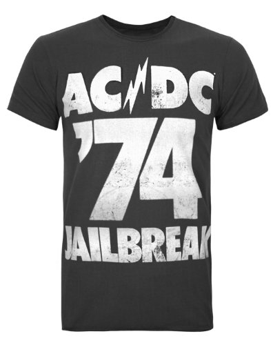 Uomo - Amplified Clothing - AC/DC - T-Shirt (M)