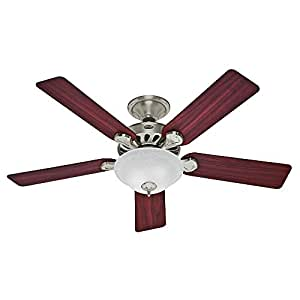 Ceiling Fan With Bowl Light Kit