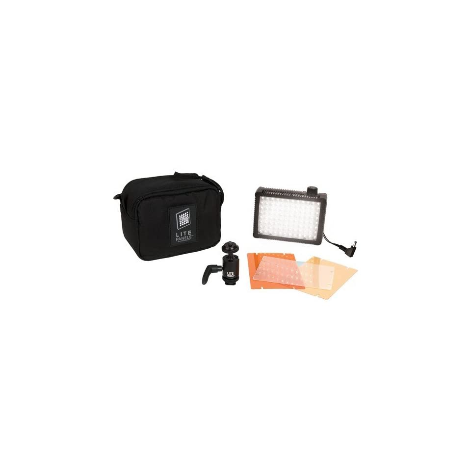 Litepanels MicroPro Hybrid LED Light / Flash Kit