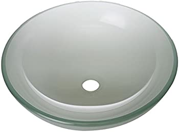 Round Tempered Sink Basin Bowl