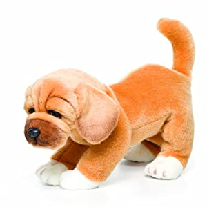 Nat and Jules Puggle Plush Toy, Large
