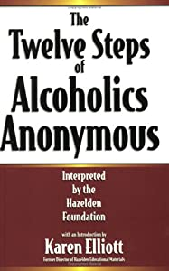 """Cover of """"The Twelve Steps Of Alcoholics ..."""