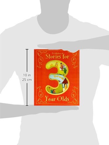 Collection of Stories for 3 Year Olds (Padded Treasury)