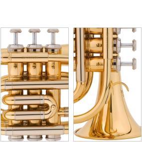 Jean Baptiste PT384 Pocket Trumpet