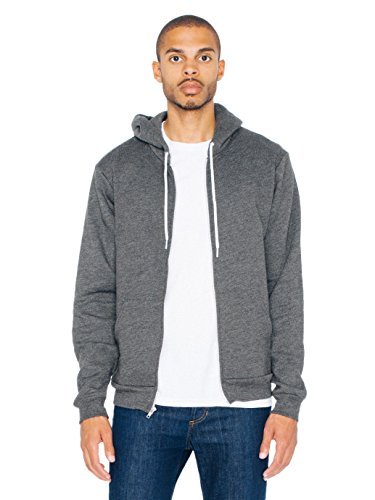 american-apparel-unisex-flex-fleece-zip-hoodie-dark-heather-grey-m