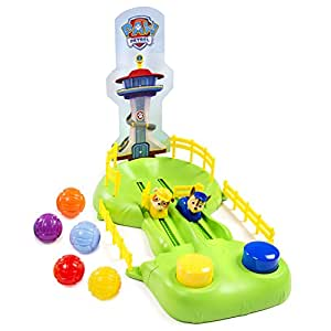Spin Master Games Paw Patrol Pup Racers Board Game