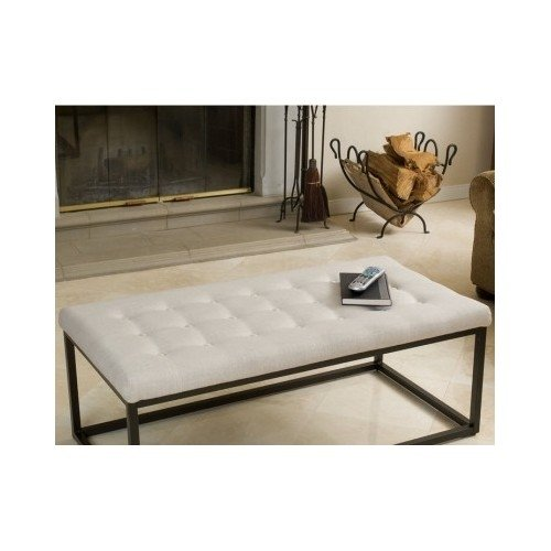 Coffee table ottoman bench tufted ottomans and footstools beige stool furniture coconuas232 Ottoman bench coffee table