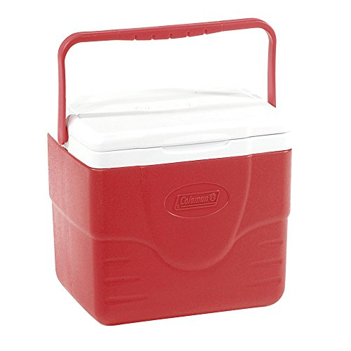 Coleman 9-Quart Excursion Cooler, Red (6 Can Coleman Cooler compare prices)