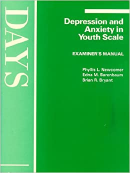 depression and anxiety in youth scale pdf
