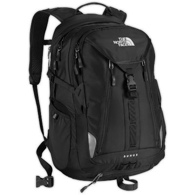 The North Face Surge Daypack - TNF Black, One Size