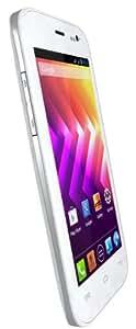 Wiko Iggy Smartphone Dual Sim 4Go Ecran 4,5 pouces processeur dual core blanc
