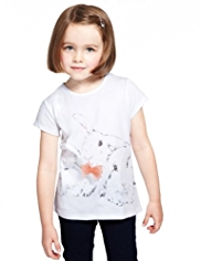 Pure Cotton Rabbit T-Shirt
