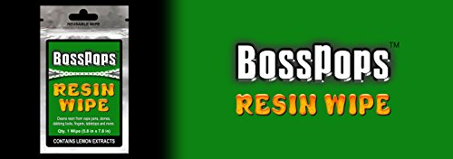 Boss Pops Reusable Resin Wipe (Wax Pen Dome compare prices)