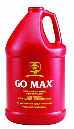 Farnam Companies Inc 80110 Go-Max 1 Gallon