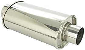 "Vibrant 1141 2.5"" Ultra Quiet Resonator"