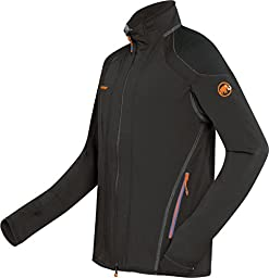 Mammut Eiswand Micro Fleece Jacket - Men\'s Graphite, M
