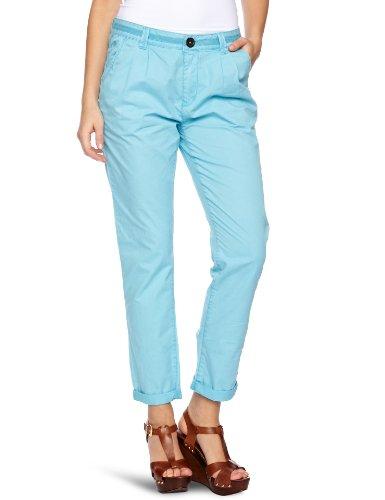 Esprit EDC Slim Women's Trousers Sunny Turquoise