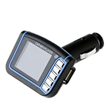 buy Imonic 4 In 1 1.8'' Lcd Car Mp3 Mp4 Player Usb Wireless Fm Transmitter Sd Mmc Remote