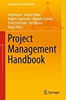 Project Management Handbook Front Cover