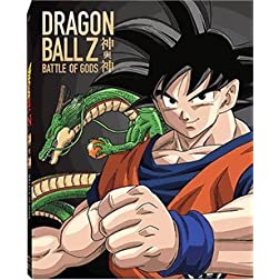 Dragon Ball Z: Battle of Gods [Blu-ray]