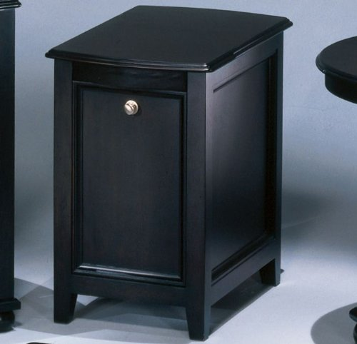 Cheap Carlyle Chairside End Table By Ashley Furniture (T381-2)