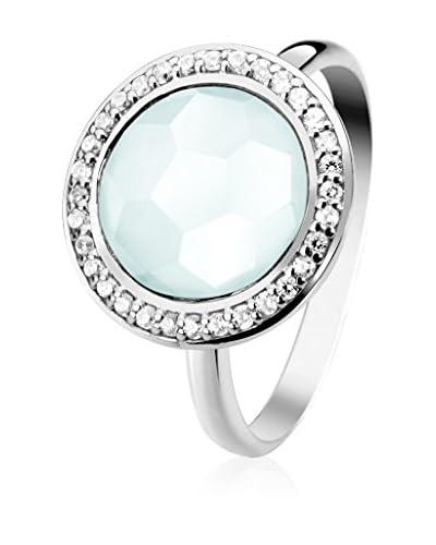 DI GIORGIO PARIS Ring Mr28Ca rhodiniertes Silber 925