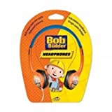 Bob The Builder Kids Headphones - Orange