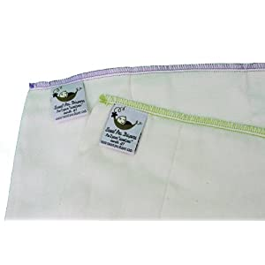 Image: Sweet Pea Prefold - Infant - premium quality at an affordable price!