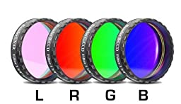 Baader Planetarium RGB Filter Set 1 1/4\