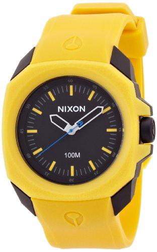 [ニクソン]NIXON RUCKUS: YELLOW/BLACK NA349887-00  【正規輸入品】