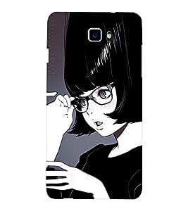EPICCASE black lady Mobile Back Case Cover For LeEco Letv Le 2 (Designer Case)