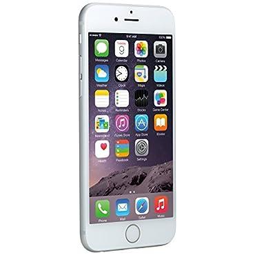 Apple iPhone 6 Unlocked Smartphone (16GB, Silver)