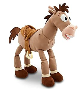 Bullseye Plush - Toy Story - Medium - 17