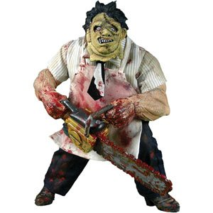 Texas Chainsaw Massacre - Collectible Action Figures - Movie - Tv
