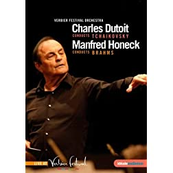 Verbier Festival 2012: Dutoit and Honeck Conduct