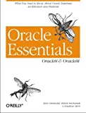 Oracle Essentials: Oracle8 & Oracle8i: Oracle8 and Oracle8i (1565927087) by Rick Greenwald