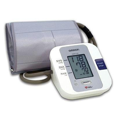 Cheap Selected Auto BP Monitor w/ Large Cuff By Omron Healthcare (HEM-712CLC)