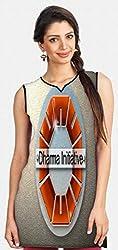 Snoogg Dharma Initiative Printed Womens Casual Short Kurti