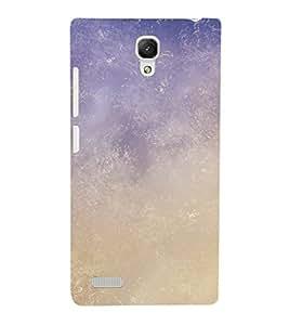 EPICCASE Sky Pattern Mobile Back Case Cover For Xiaomi Redmi Note (Designer Case)