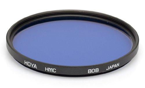 Hoya Y5KB80B077 Filtre Noir, Bleu