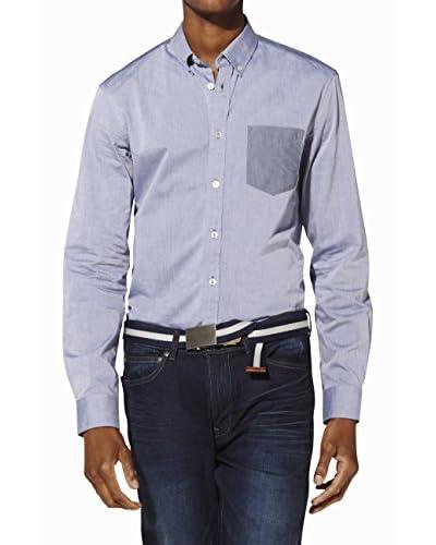 Celio Camicia Uomo [Blu Chiaro]