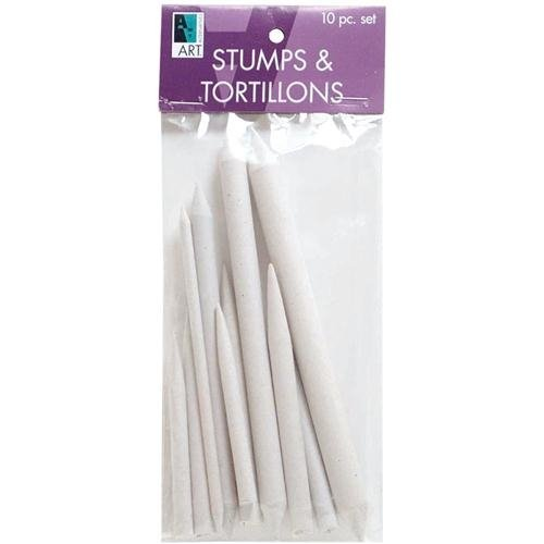 Stumps And Tortillions Set