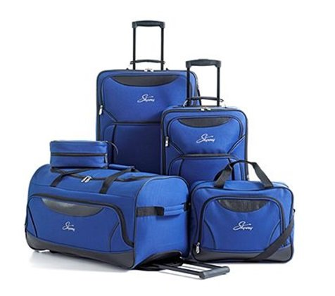 Skyway 5-Pc. Spinner Luggage Set