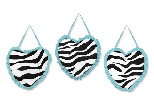 Zebra Print Accessories For Bedroom front-227974