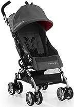 Bumbleride 2013 Flite FOG GREY Compact Lightweight Single Baby Stroller