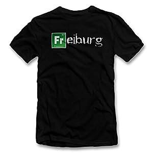 Freiburg T-Shirt S-XXL 12 Farben / Colours
